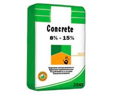 Бетони з вмістом глиноземистого цементу 16%